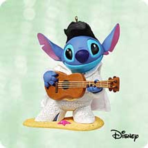 2003 Disney - Lilo and Stitch Hallmark ornament