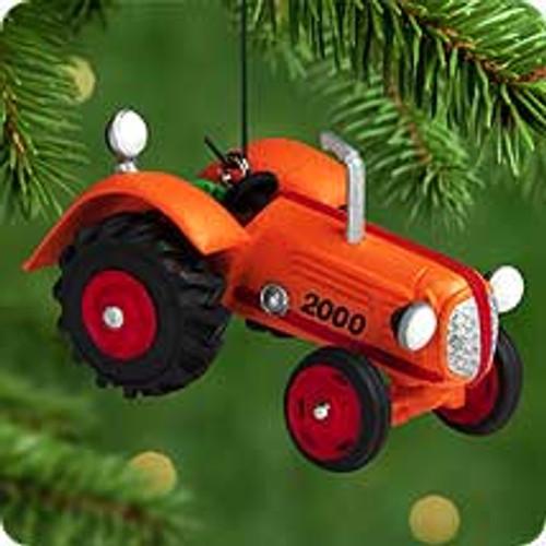 2000 Antique Tractors #4