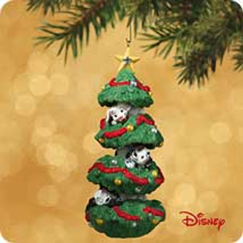 2002 Disney - 102 Dalmations Hallmark ornament
