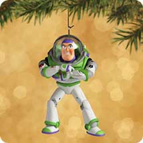 2002 Disney - Buzz Lightyear Hallmark ornament