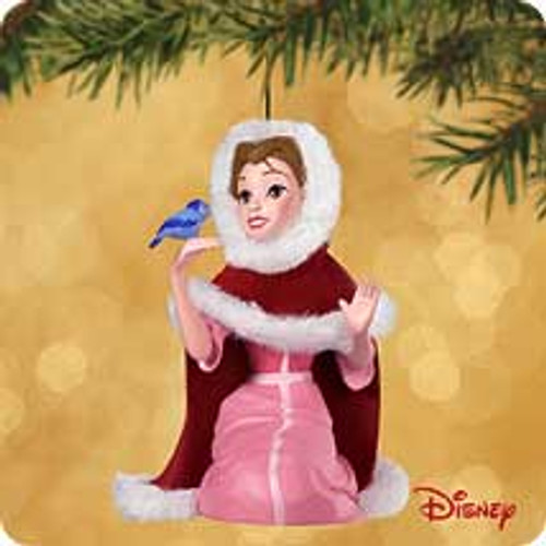 2002 Disney - Belle -Beauty Hallmark ornament
