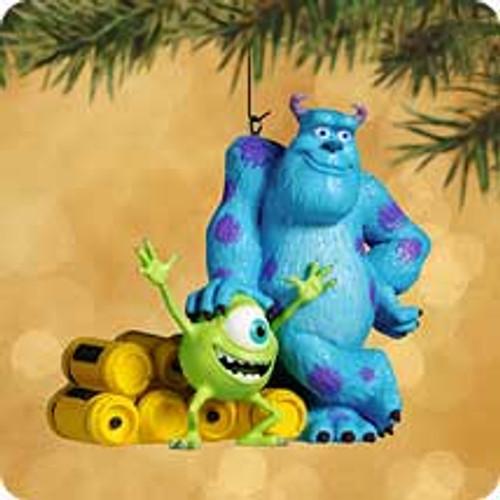 2002 Disney - Monster's Inc Hallmark ornament