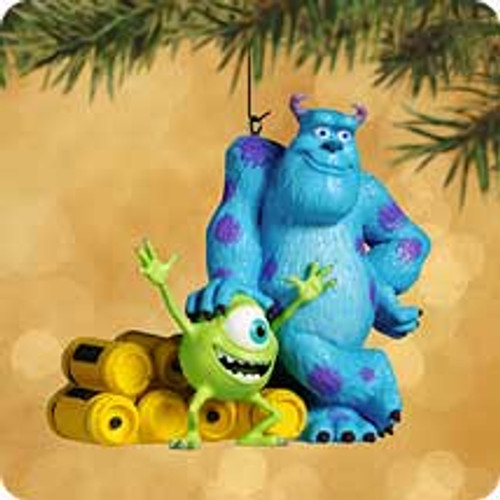 2002 Disney - Monster's Inc Hallmark ornament