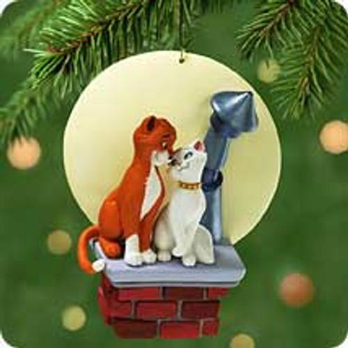 2001 Disney - Aristocats Hallmark ornament