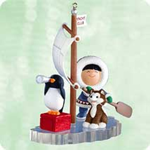 2003 Frosty Friends #24 Hallmark ornament