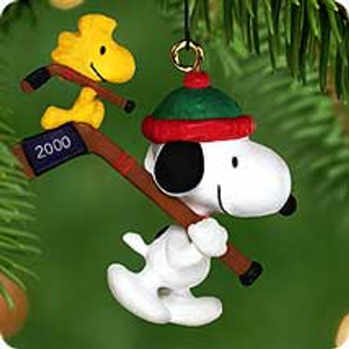 2000 Winter Fun With Snoopy #3