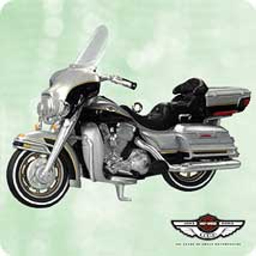 2003 Harley Davidson #5 - 100th Anniv. Ultra Hallmark ornament