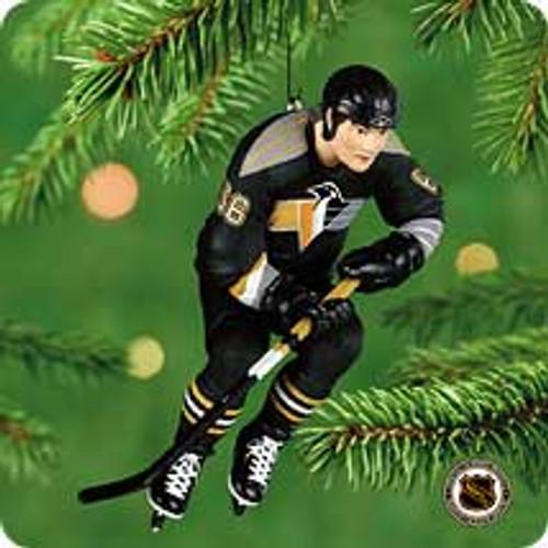 2001 Hockey Greats - Lemieux Hallmark ornament