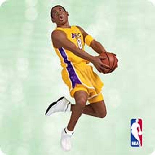 2003 Hoop Stars #9 - Kobe Bryant Hallmark ornament
