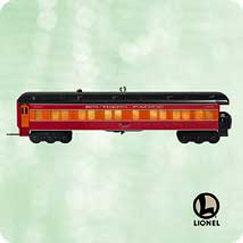 2003 Lionel - Observation Car Hallmark ornament