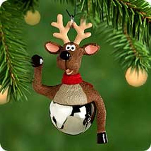 2000 Christmas Bells #6 - Reindeer