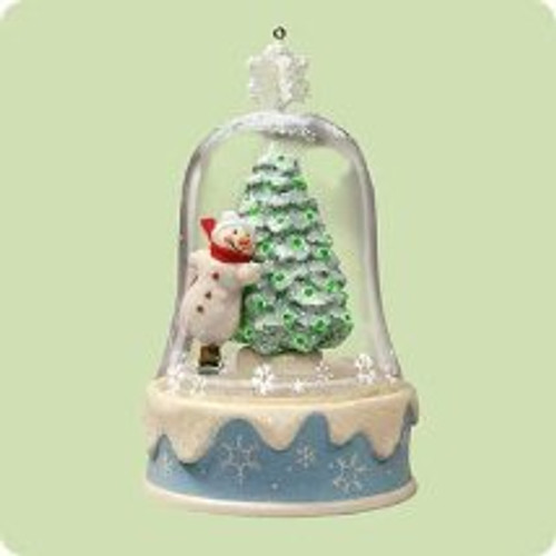 2004 A Cool Holiday Hallmark ornament