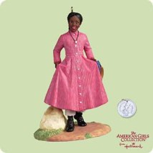 2004 American Girl - Addy Hallmark ornament