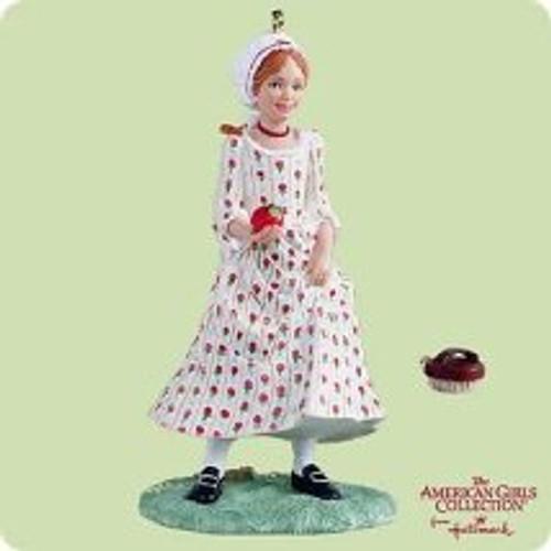 2004 American Girl - Felicity Hallmark ornament
