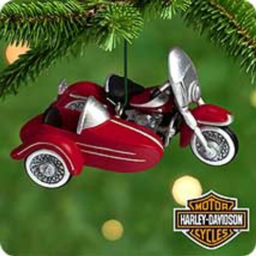 2000 Harley Davidson - Mini #2 - Duo-Glide