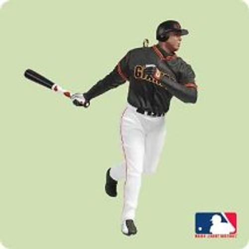 2004 Ballpark #9 - Barry Bonds Hallmark ornament