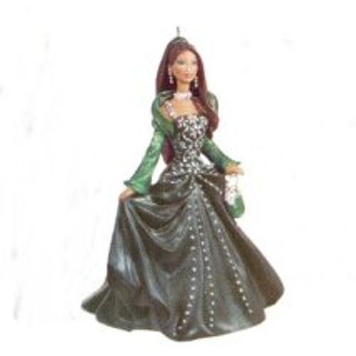2004 Barbie - Celebration - AF Hallmark ornament