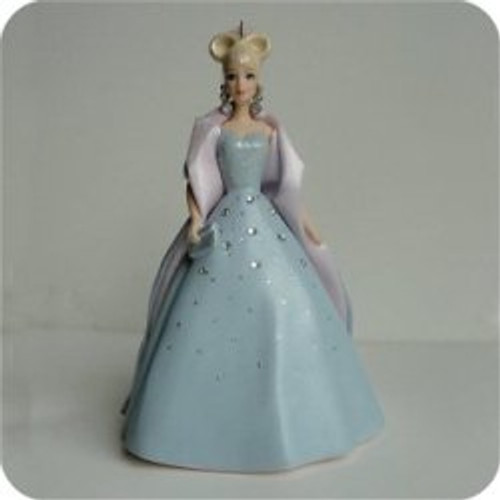 2004 Barbie - Club Porcelain Hallmark ornament