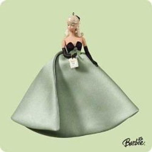 2004 Barbie - Lisette Hallmark ornament