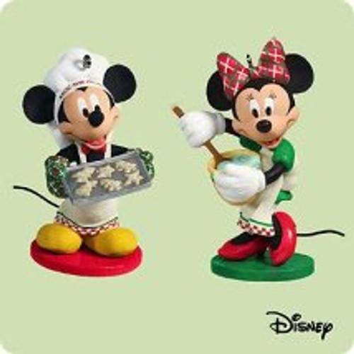 2004 Disney - Affection For Confections Hallmark ornament