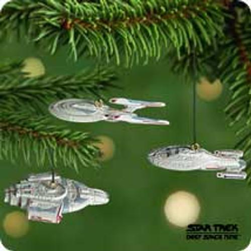 2001 Star Trek - Minis