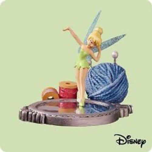2004 Disney - Tinker Bell Hallmark ornament
