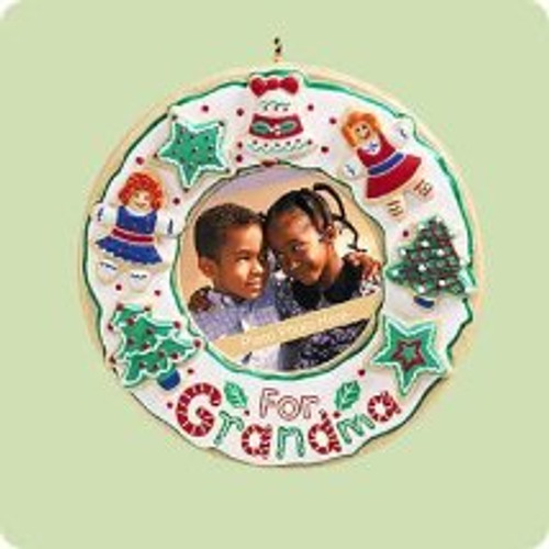 2004 For Grandma Hallmark ornament