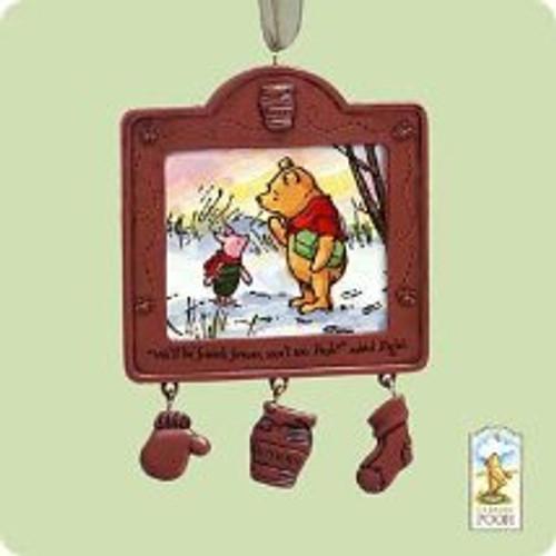 2004 Friends Forever Hallmark ornament