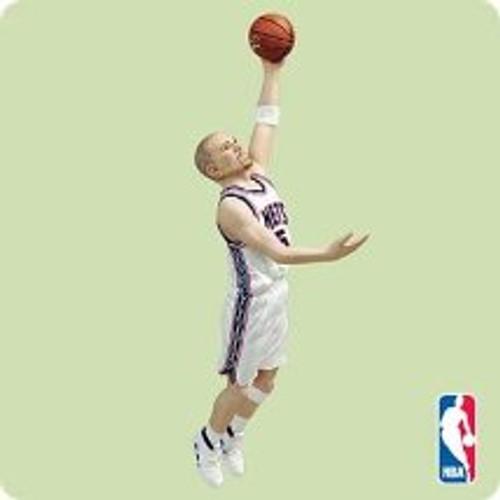 2004 Hoop Stars #10 - Jason Kidd Hallmark ornament