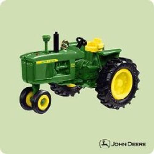 2004 John Deere Tractor Hallmark ornament