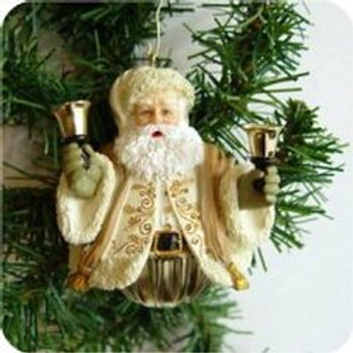 2004 Jolly Old Kris Jingle - Colorway Hallmark ornament