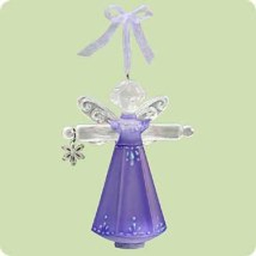2004 Kaleidoscope Fairy Hallmark ornament