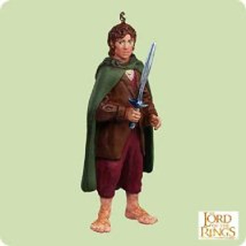 2004 Lord Of The Rings - Frodo Baggins Hallmark ornament