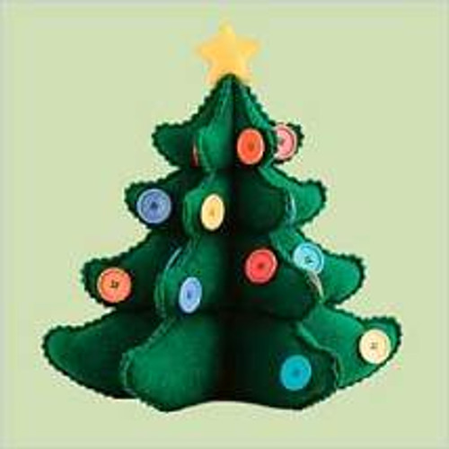 2004 My Very Own Christmas Tree Hallmark ornament