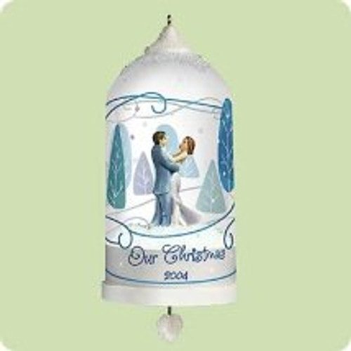 2004 Our Christmas - Bell Hallmark ornament