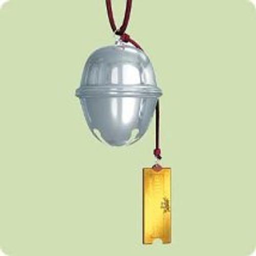 2004 Polar Express - The Magic Bell Hallmark ornament