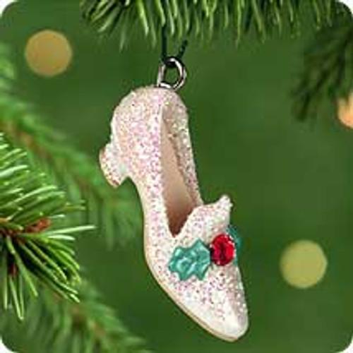 2001 Holiday Shoe