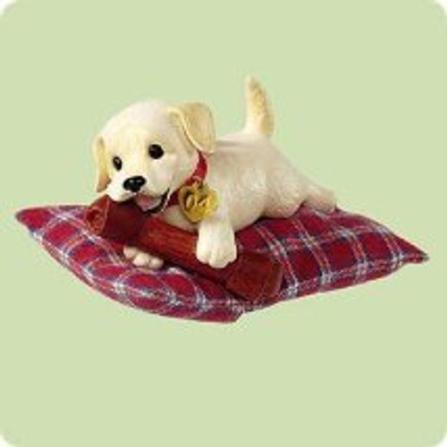 2004 Puppy Love #14 Hallmark ornament