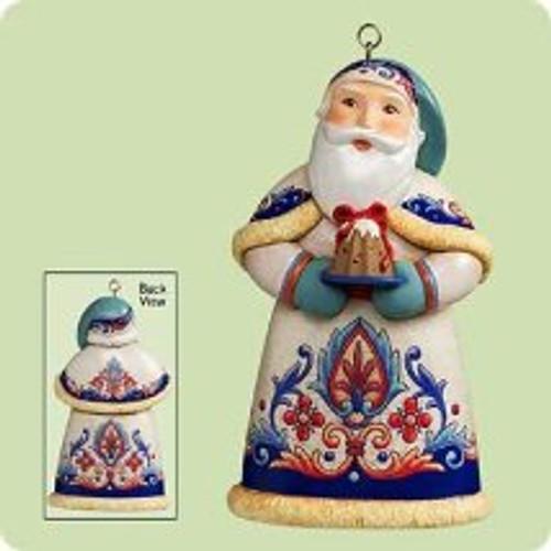 2004 Santas From Around The World - Italy Hallmark ornament