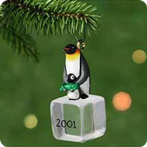 2001 Ice Block Buddies #2 - Penguin