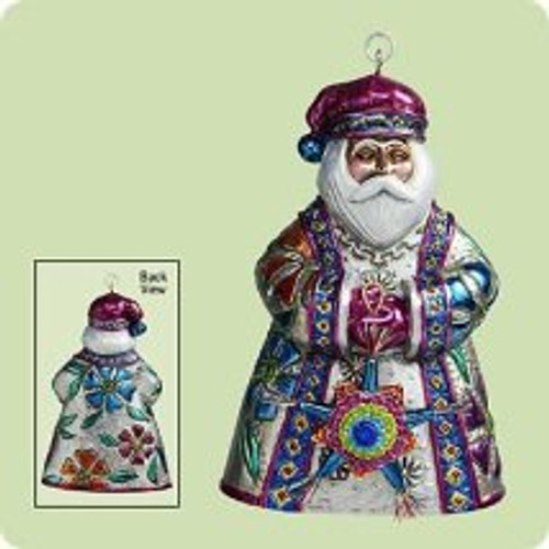 2004 Santas From Around The World - Mexico Hallmark ornament
