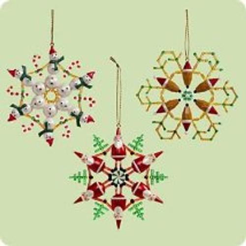 2004 Snowflake Fun Hallmark ornament