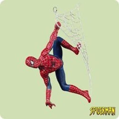 2004 Spiderman Hallmark ornament