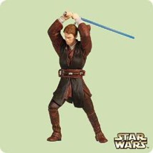 2004 Star Wars - Anakin Skywalker Hallmark ornament