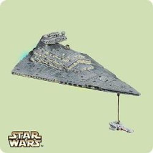2004 Star Wars - Star Destroyer Hallmark ornament