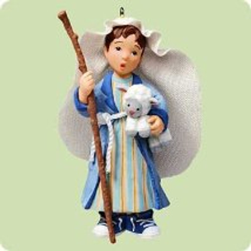 2004 Sweetest Little Shepherd Hallmark ornament