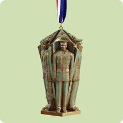2004 Those Who Serve Hallmark ornament