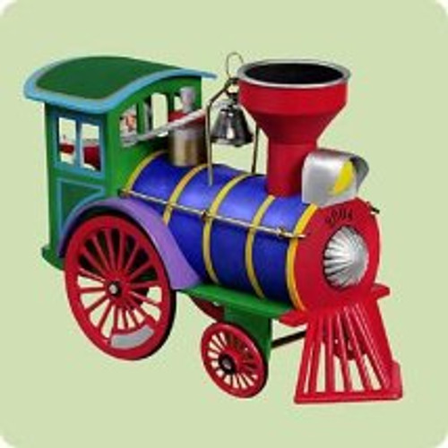 2004 Yule Express Hallmark ornament
