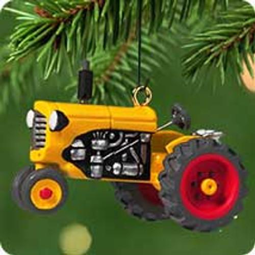 2001 Antique Tractors #5