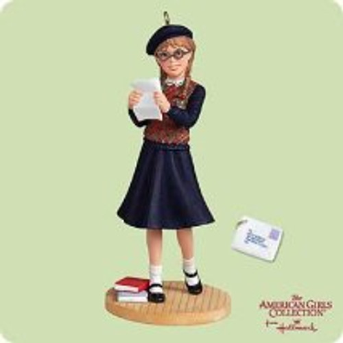 2004 American Girl - Molly Hallmark ornament
